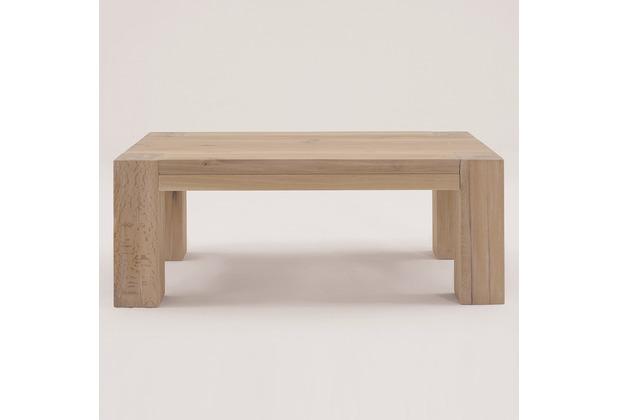 Sit Möbel Fausto Couchtisch White Wash Hertiede