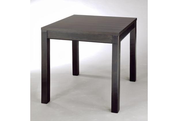 SIT-Möbel GASTRO Tisch braun gebeizt | Hertie.de