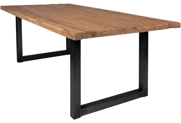 sit m bel tische tisch 240x100 cm recyceltes teak natur. Black Bedroom Furniture Sets. Home Design Ideas