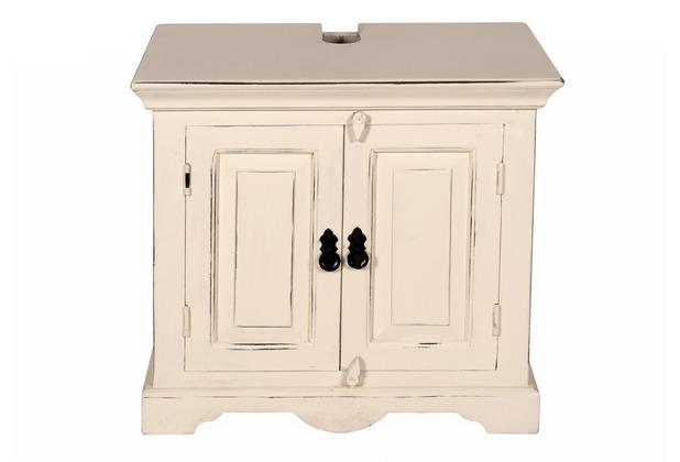 SIT-Möbel TOLEDO Unterschrank 2 Türen antikweiß | Hertie.de
