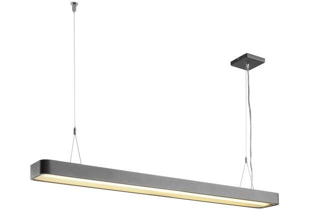 slv worklight led pendelleuchte anthrazit dimmbar mit sensor anthrazit. Black Bedroom Furniture Sets. Home Design Ideas