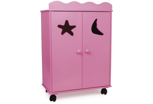Small Foot Puppenschrank, Pink | Hertie.De