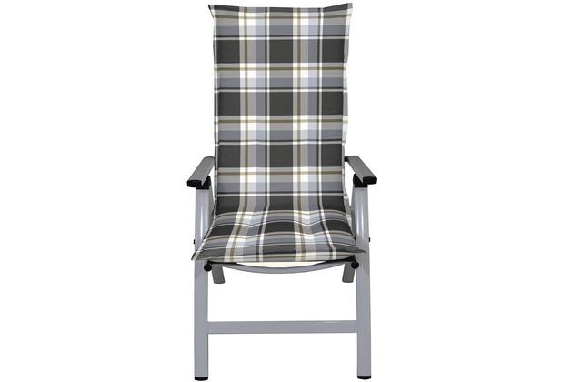 sun garden 10453 700 naxos auflage sessel hoch 100 strukturpolyester. Black Bedroom Furniture Sets. Home Design Ideas