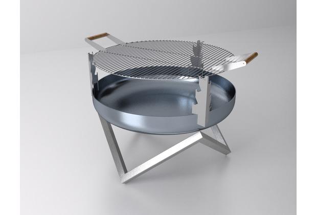 Enders Gasgrill Rostet : Svenskav grill rost aus massivem edelstahl 45 cm durchmesser