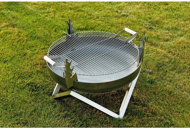 Enders Gasgrill Rostet : Svenskav grill rost aus massivem edelstahl 63 cm durchmesser