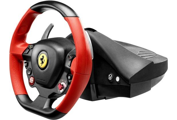 Thrustmaster Racingwheel Ferrari 458 Spider Hertie De