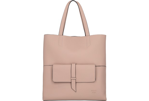 Pure Barbara Tasche 37 Cm Rose Shopper Titan TlKcu3JF1