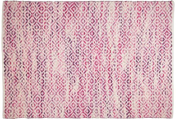 Tom Tailor Teppich Smooth Comfort Diamond Pink Hertie De