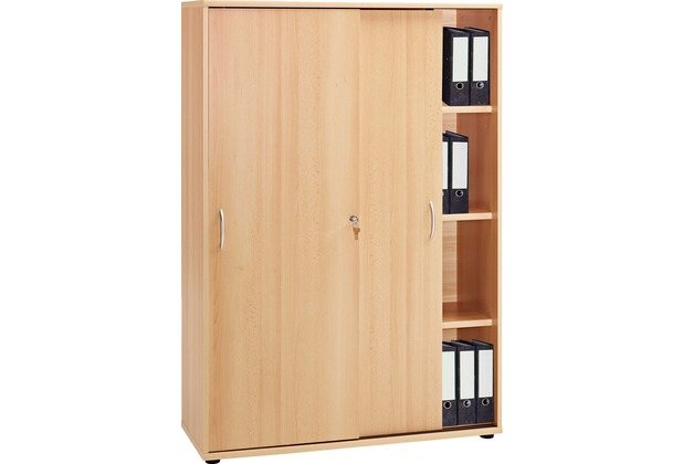 vcm aktenschrank omegos 480 regal f r ordner akten buche. Black Bedroom Furniture Sets. Home Design Ideas