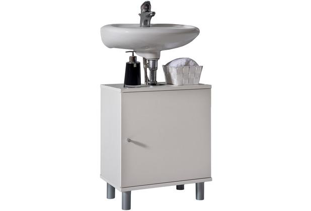 VCM Bad Unterschrank Waschtisch Waschbecken Badschrank Regal \