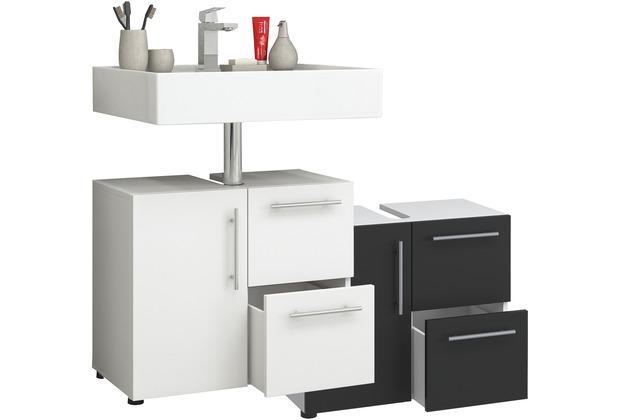 VCM Bad Unterschrank Waschtisch Waschbeckenunterschrank Badunterschrank  Schrank Möbel \