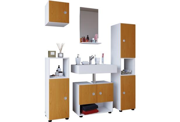 vcm badm bel komplett set 5tlg intola l komplettbad bad. Black Bedroom Furniture Sets. Home Design Ideas