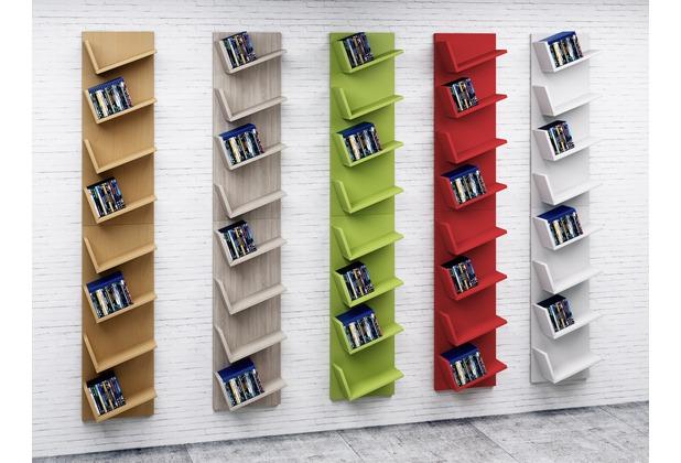 Regal Raumteiler Buche Nb 70cm Raumtrenner Bücherregal Aktenregal Standregal