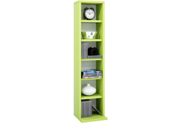 vcm regal dvd cd rack m bel aufbewahrung holzregal standregal m bel anbauprogramm elementa. Black Bedroom Furniture Sets. Home Design Ideas