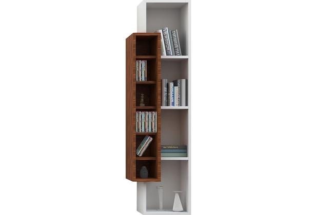 regal schrank nussbaum interessante ideen f r die gestaltung eines raumes in. Black Bedroom Furniture Sets. Home Design Ideas