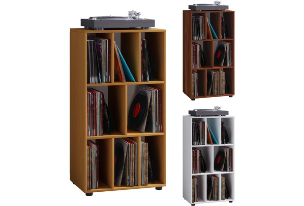 VCM Schallplatten Regal Archiv LP Möbel Archivierung \