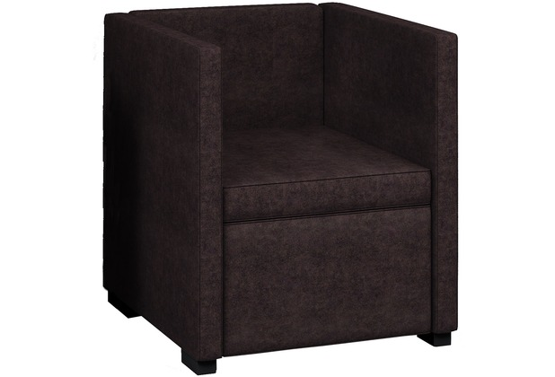 Lounge sessel braun  VCM Sessel Sofa Clubsessel Loungesessel Cocktailsessel