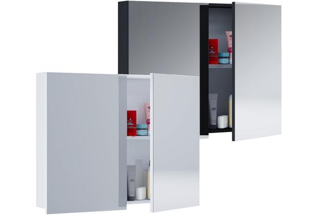 Vcm Spiegelschrank Badmöbel Badezimmer Badezimmerschrank