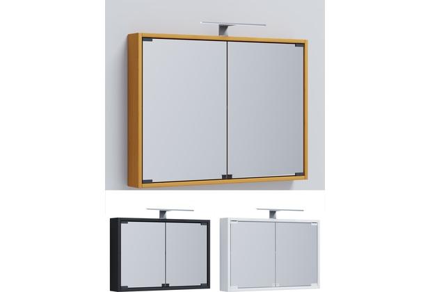 vcm spiegelschrank badmobel badezimmer badezimmerschrank hangeschrank spiegel badschrank madol