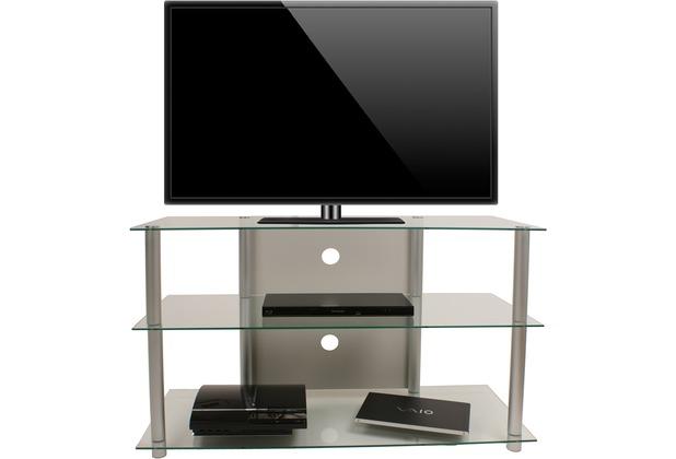 vcm tv rack lowboard konsole fernsehtisch tv m bel bank glastisch tisch schrank onata xxl. Black Bedroom Furniture Sets. Home Design Ideas