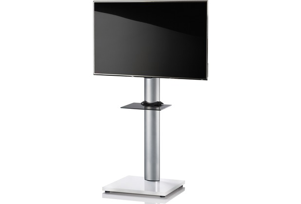 vcm tv standfu led st nder fernseh standfuss alu glas. Black Bedroom Furniture Sets. Home Design Ideas