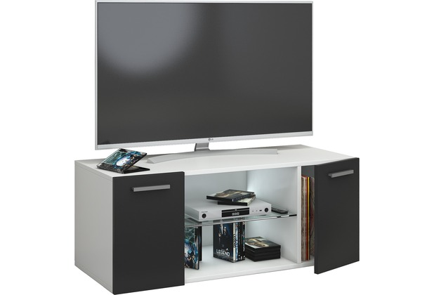 vcm tv schrank lowboard tisch board fernseh sideboard. Black Bedroom Furniture Sets. Home Design Ideas
