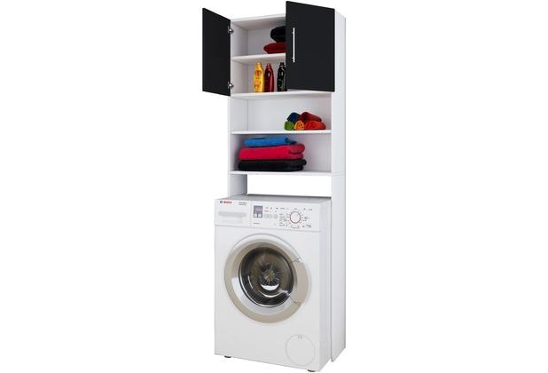 Vcm waschmaschinenschrank badschrank hochschrank badregal Überbau