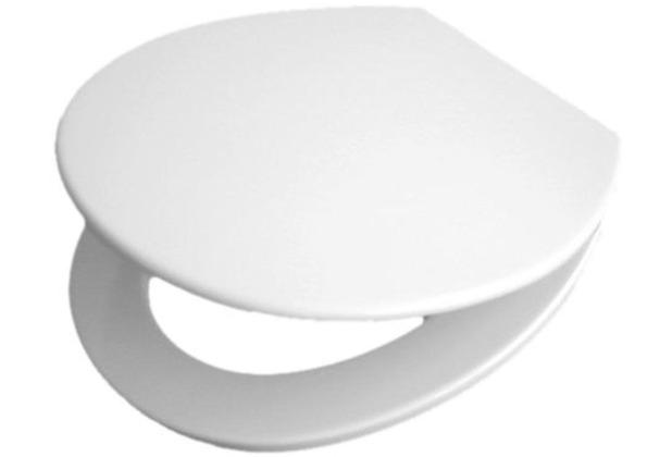 vcm wc sitz toilettendeckel deckel brille toilettensitz klobrille klodeckel riva verstellbare. Black Bedroom Furniture Sets. Home Design Ideas