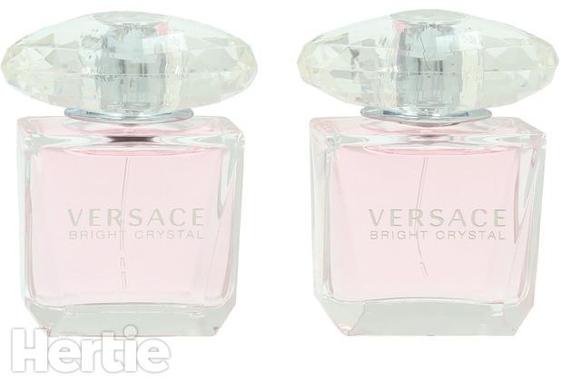 Versace Bright Crystal Giftset 60 Ml Hertiede