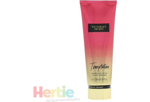 61ef4b0a0f Victoria Secret Temptation Fragrance Lotion 236 ml