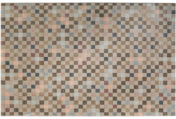 140x200 Teppich Vintage 8403 von Arte Espina Petrol