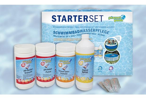 Weka pflege set deluxe starter kit for Gartenpool set