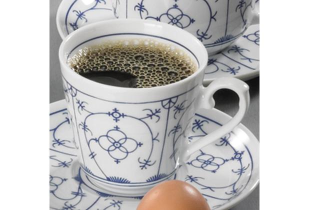 Winterling Kaffeeobere 0,2l konisch Tallin Indischblau   Hertie.de