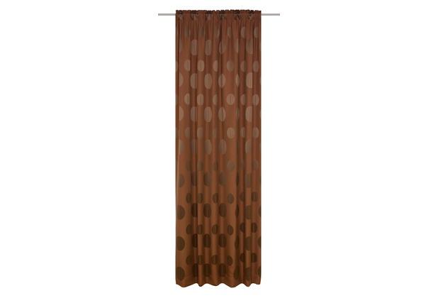 wirth einzelschal mit smokband 1 2 braun kupfer. Black Bedroom Furniture Sets. Home Design Ideas