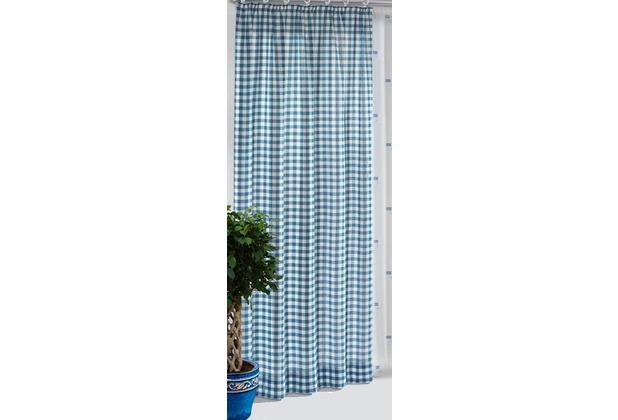 wirth ilka karo deko garnitur mit u band fb 70 blau. Black Bedroom Furniture Sets. Home Design Ideas