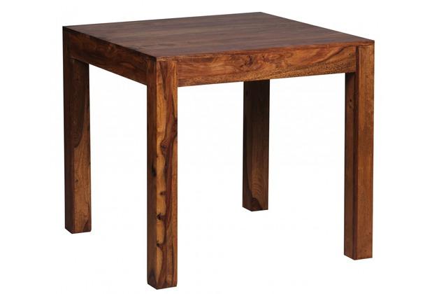 esstisch massivholz quadratisch, wohnling design esstisch quadratisch massiv 80 x 80 cm sheesham, Innenarchitektur