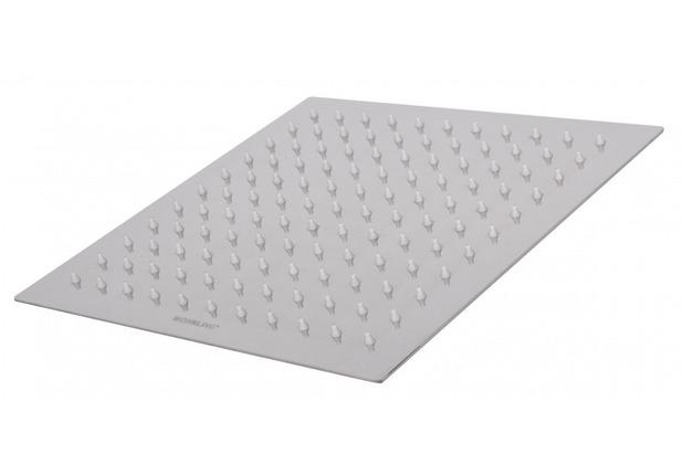 quadratische edelstahl designer duschkopf m246belideen