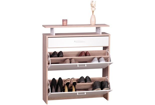 kommode sonoma eiche good kommode winnie sonoma eichewei. Black Bedroom Furniture Sets. Home Design Ideas