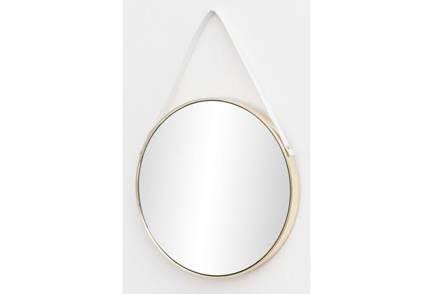 wohnling wandspiegel lana 42x61x4 cm spiegel mit rahmen. Black Bedroom Furniture Sets. Home Design Ideas