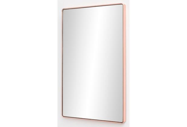 Beliebt Wohnling Wandspiegel WL5.784 Kupfer 50 x 80 x 4 cm Spiegel Modern UZ51