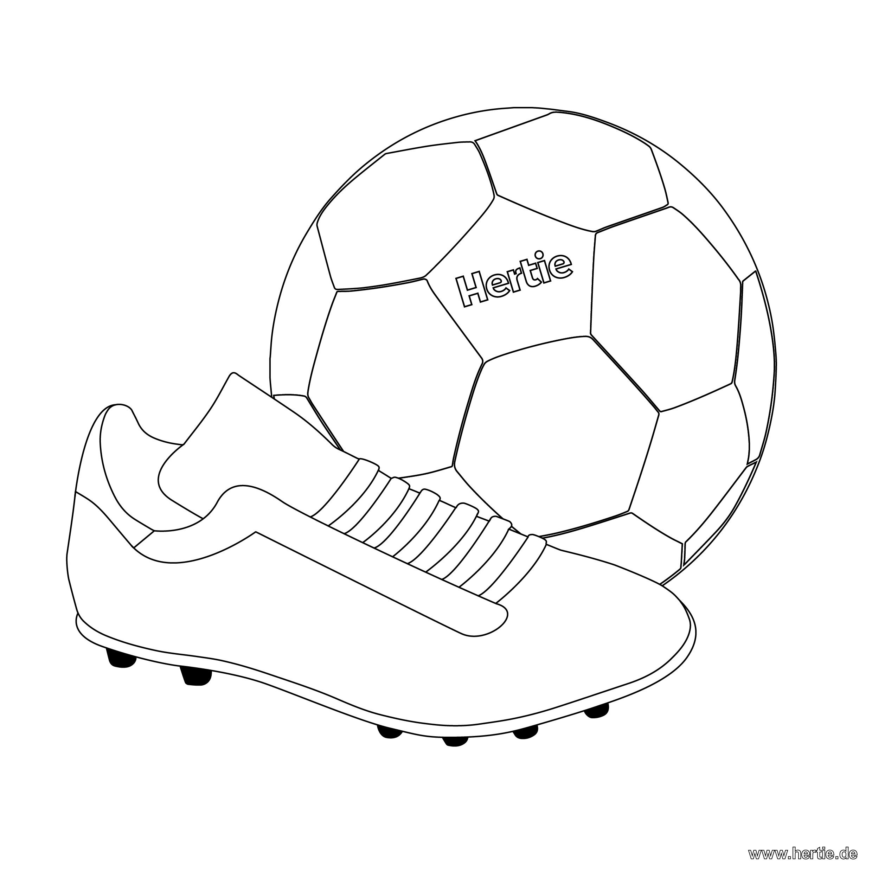 Ausmalbild Ball Schuhe Wm 2018 Ausmalen Ausmalbilder Ausmalbilder Fussball